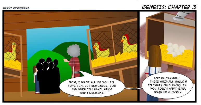 Genesis: Chapter 3