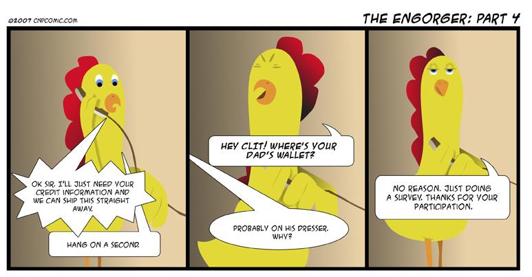 The Engorger: Part 4