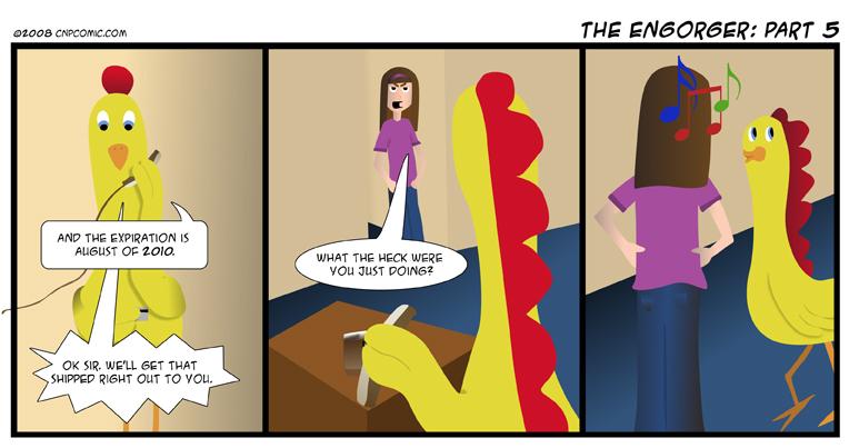 The Engorger: Part 5