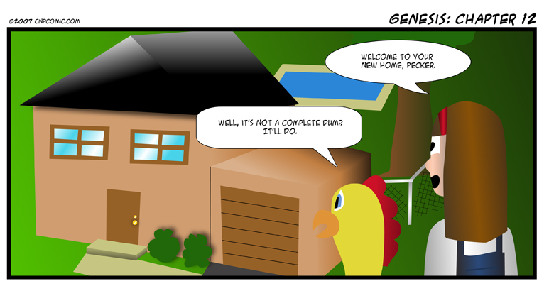 Genesis: Chapter 12